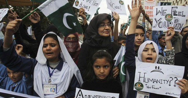 Quotes from Pakistani families over school attack