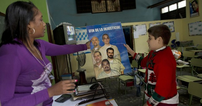 A look at 'Cuban 5' agents who were jailed in US
