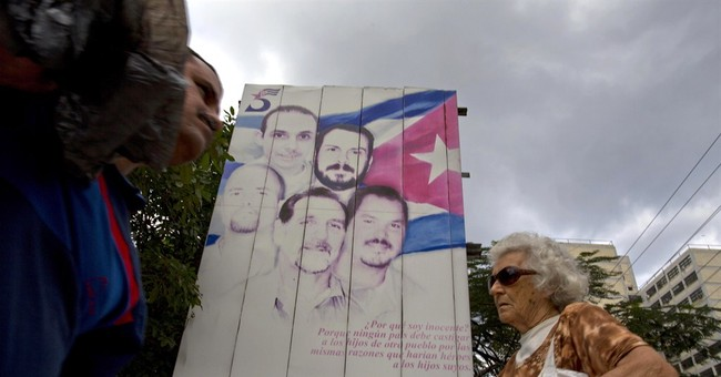 US wins release of spy held for years in Cuba jail