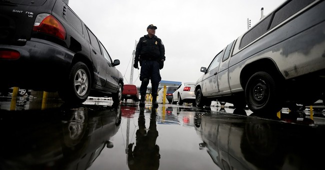Upgrades at US border crossing thrill commuters