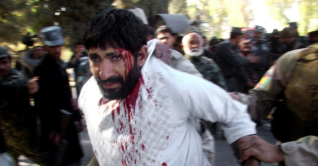 Afghan insurgents storm bank in south, killing 10