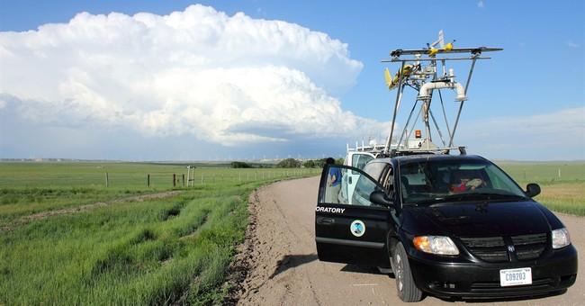 Q&A: Drones might help explain how tornadoes form