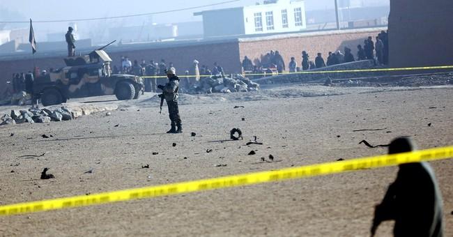 Afghanistan: Suicide bomber kills policeman