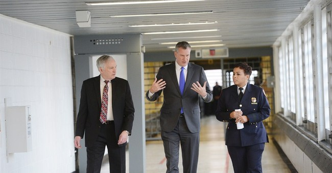 Feds sue NYC over Rikers Island jail violence