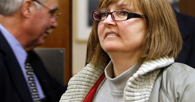 Mom jailed in custody case, says daughter safe