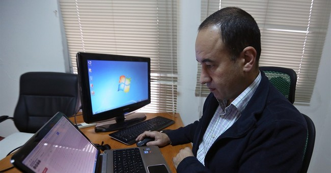 Botched cyberattack on Syria group blamed on IS