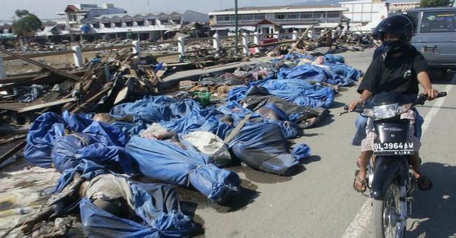 Remembering tsunami: Too many bodies to bury