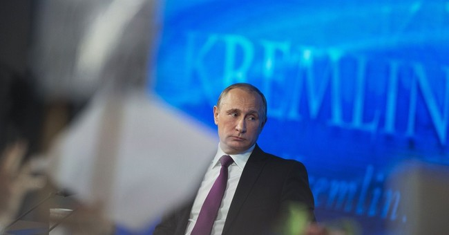 FACT CHECK: Putin on the ruble collapse, Ukraine