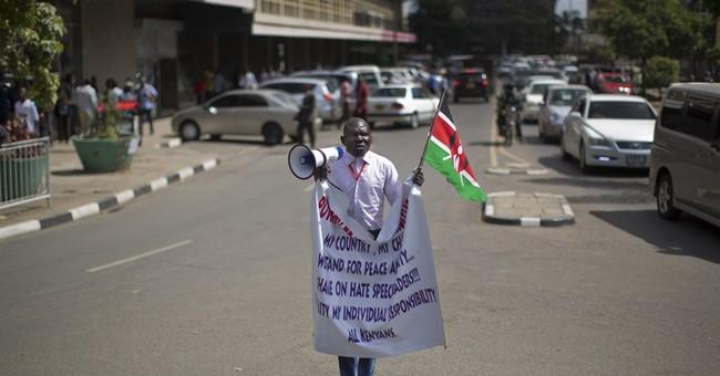 Kenya legislators exchange blows over new security law
