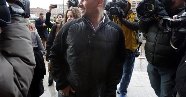 Tsarnaev appears in court for 1st time since 2013