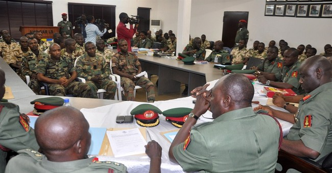 Lawyer defends acts of Nigeria soldiers sentenced to death