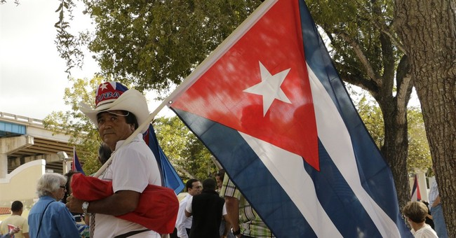 Protesters: 'It's not the time' for more Cuba ties