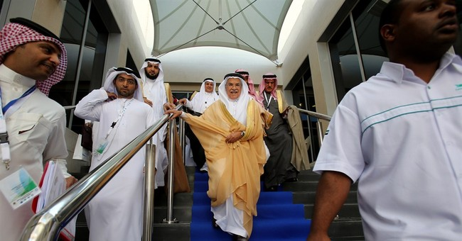 Saudi oil chief: No conspiracy behind oil prices