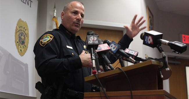 Police: Fugitive killed Florida officer