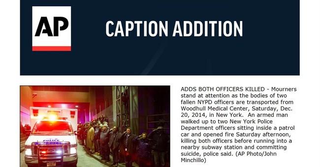 Killer of 2 NYC officers had long criminal history