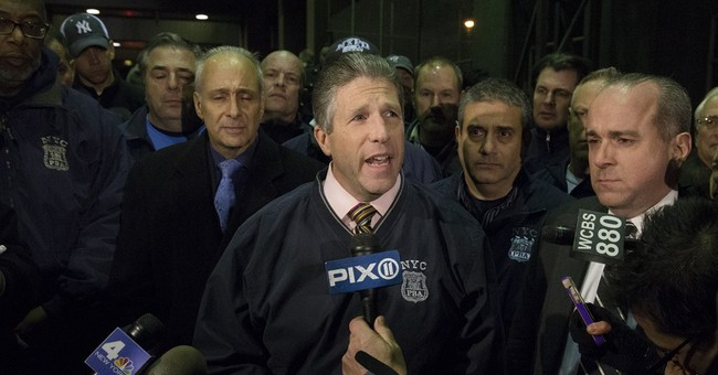 What's being said about killings of 2 NYC officers