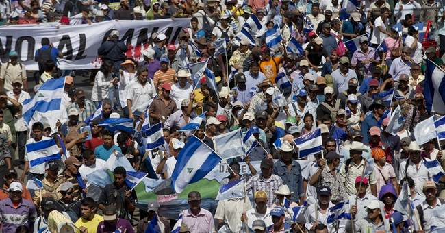 Rising anger as Nicaragua canal to break ground