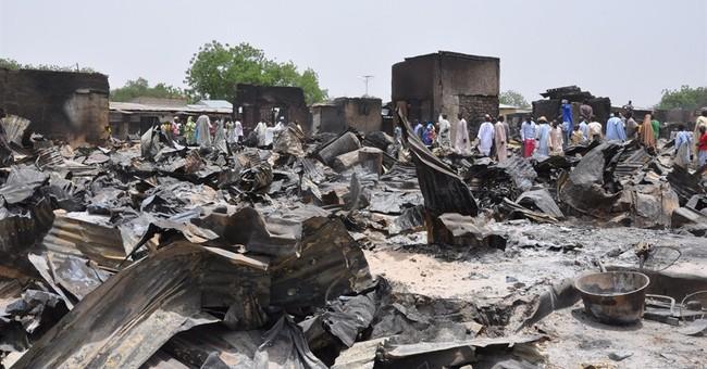 Nigerian Islamic extremists pose regional threat