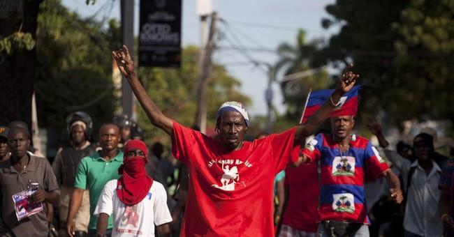 Interim prime minister named in politically fractious Haiti