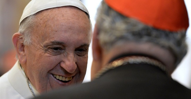 Pope in blistering critique of Vatican bureaucrats