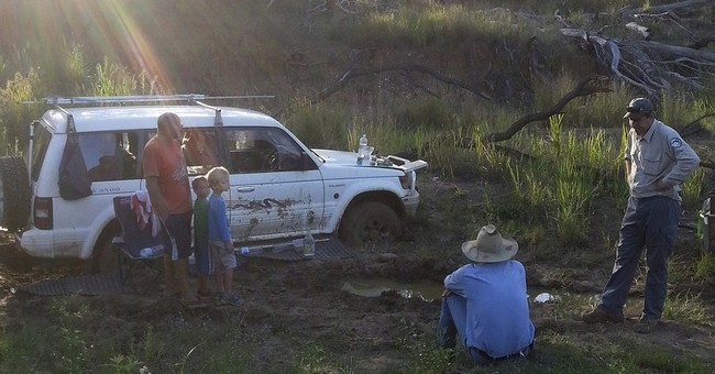 Australia family found after 10 days in wilderness