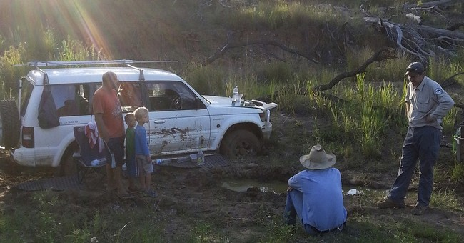 Australia family found after 10 days in wilderness
