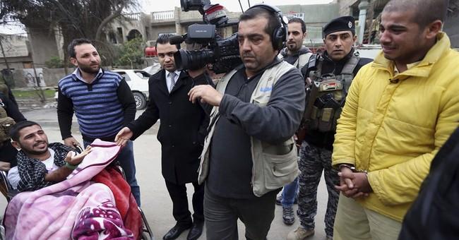 Iraq TV show makes 'terrorists' confront victims