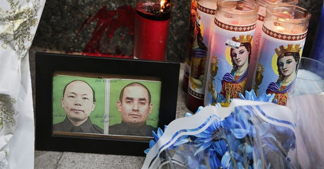 Charity, school offer aid to NYPD officer's sons