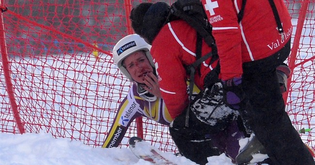 Skiers have reservations over airbag safety system