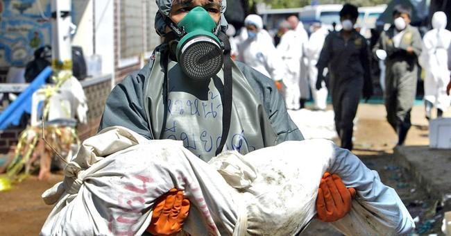 Remembering tsunami: Bodies, debris and silence