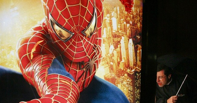 Company loses bid for rights to Marvel superheroes