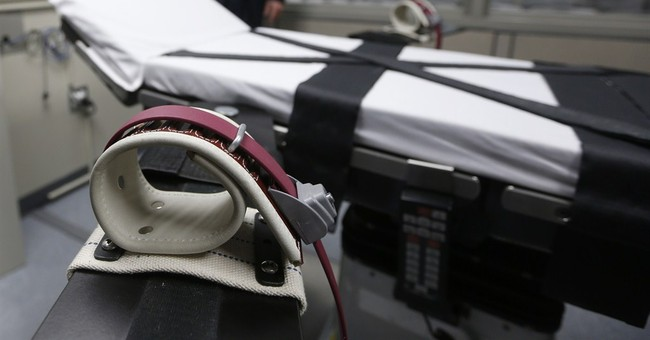 Oklahoma death row inmates appeal injection ruling