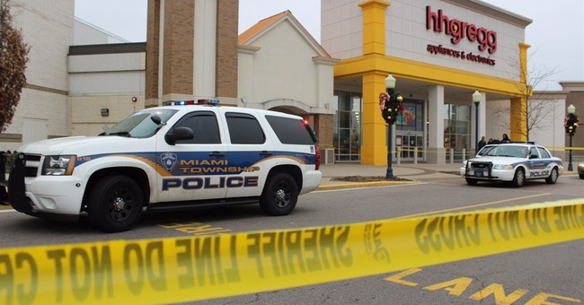 Police: Teen shot dead by shopper wanted shoes