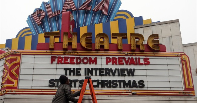 Sony statement on the on-demand release of 'The Interview'