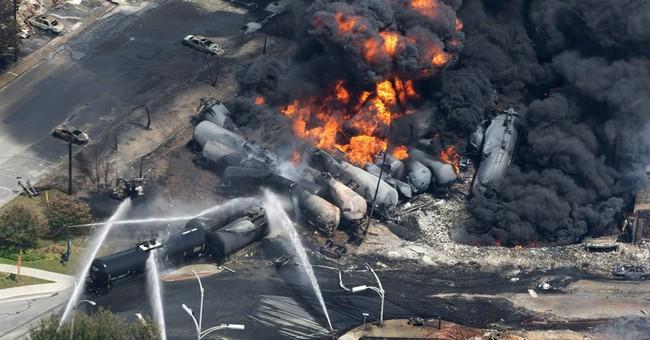 Oil train disaster settlement growing
