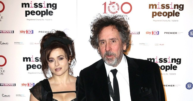 Rep says Helena Bonham Carter, Tim Burton split
