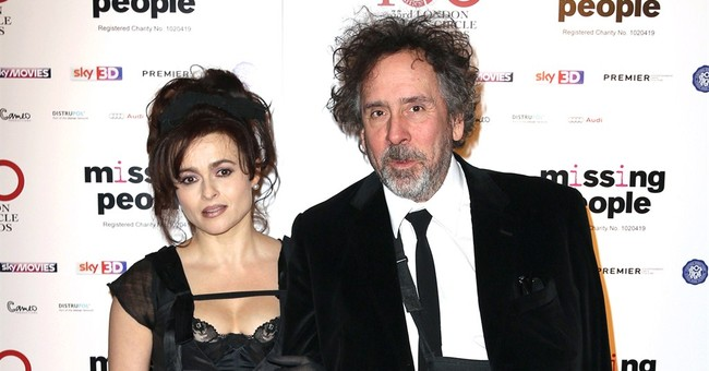 Rep says Helena Bonham Carter, Tim Burton split