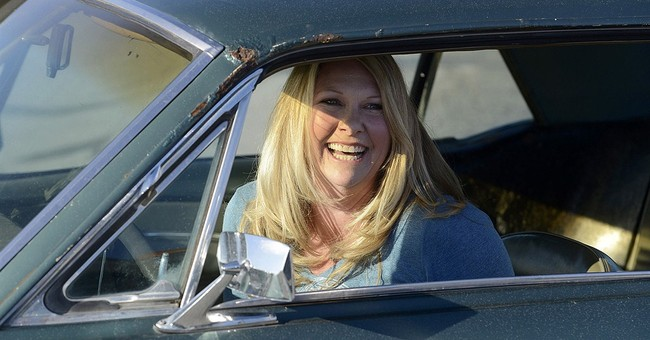Woman reunited with car stolen nearly 30 years ago