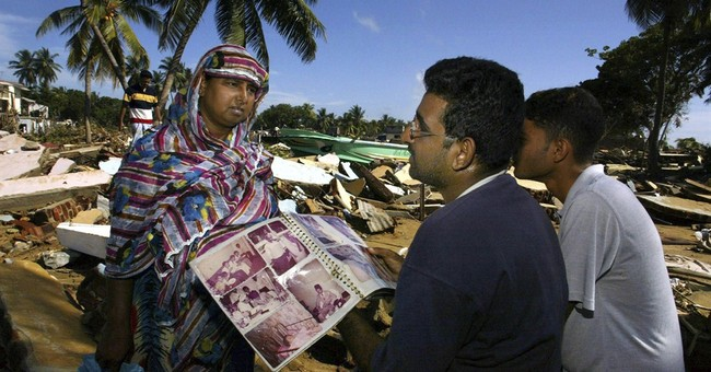 Journalists share indelible memories, images from tsunami