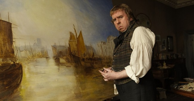 Review: Mike Leigh paints his masterpiece in 'Mr. Turner'