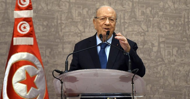 Tunisia president-elect to quit his party