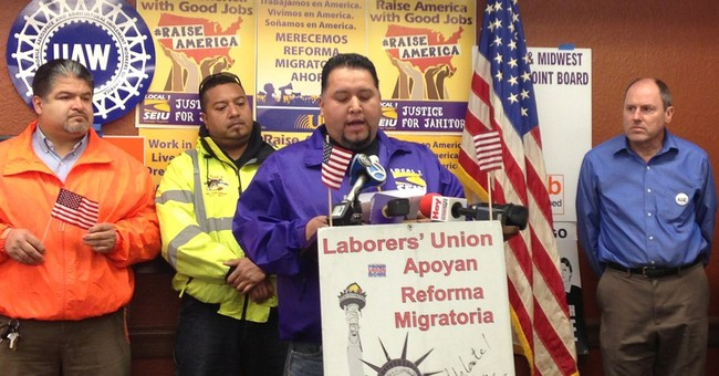 Unions  make push to recruit protected immigrants