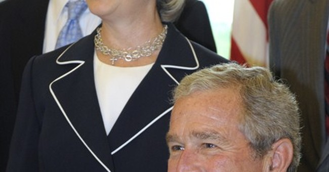 Again? Really? What if it's Bush-Clinton in 2016?