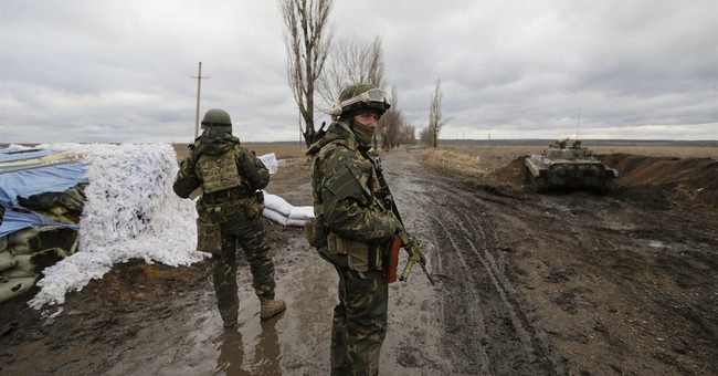Ukraine peace talks conclude for night in Minsk