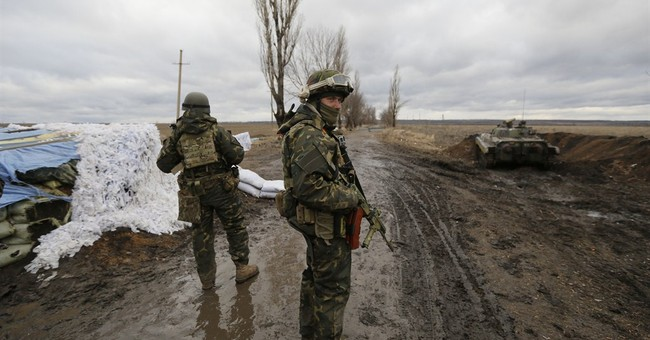 Ukraine peace talks conclude for night in Minsk