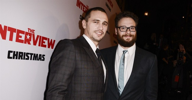 Rogen, Franco, others react to 'The Interview' online stream