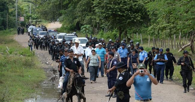 Nicaragua moves to break highway blockade