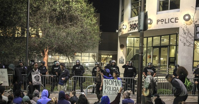 Bay Area officer unions decry anti-police rhetoric
