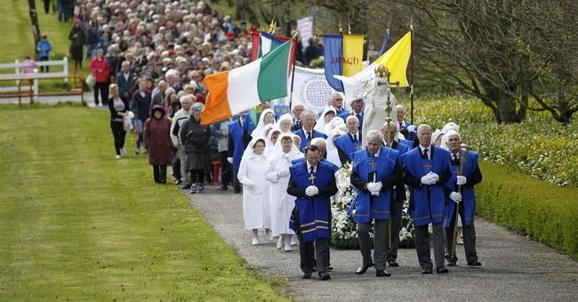 Irish court mulls rights of dead woman vs. fetus