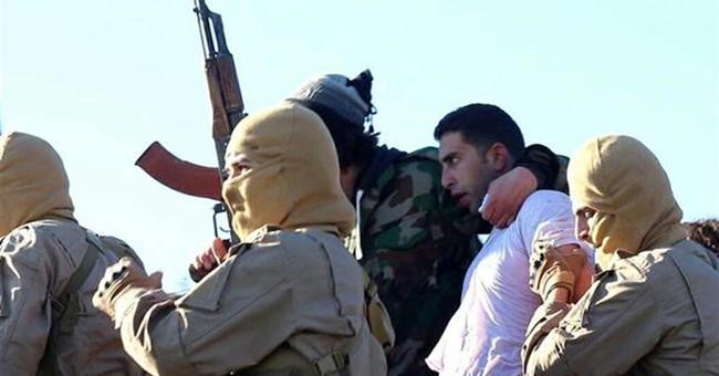 Islamic State extremists capture Jordanian pilot